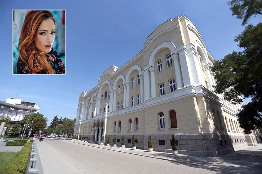 MOJA BANJALUKA Maja Manojlović: Banski dvor je procvjetao