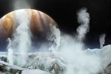 NASA PRONAŠLA I DOKAZ Jupiterov mjesec Evropa ima VODU