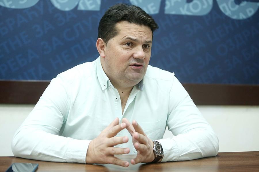 Stevandić učestvuje na projektu razvoja zdravstva Srbije