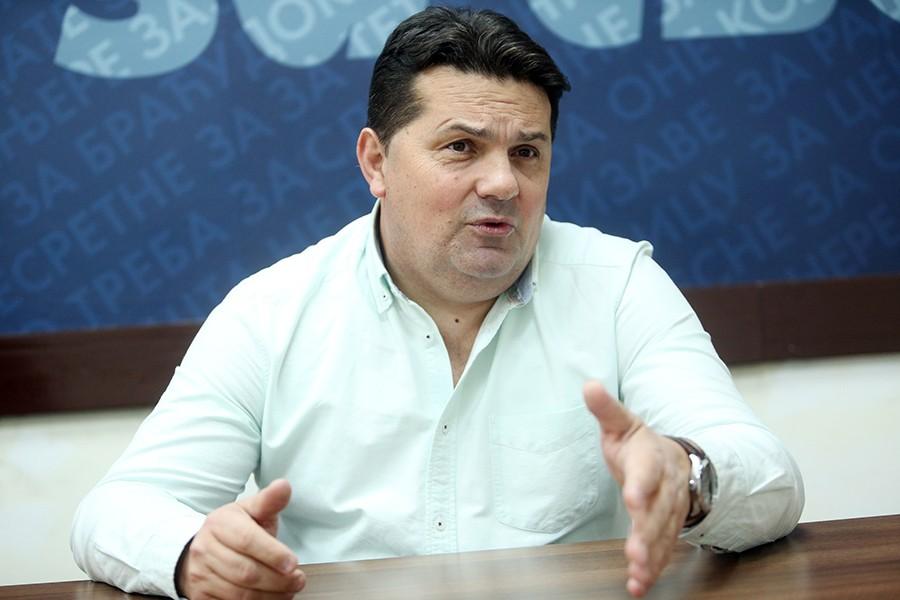 """ZLOČIN I SRAMOTA Stevandić poručio da je cilj """"Oluje"""" bio uništiti Srbe"""