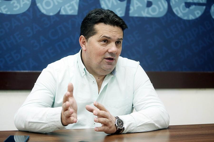 UPUTIO PISMO CENTRALNOJ BANCI Stevandić ih optužuje da umjesto svome narodu, služe MMF