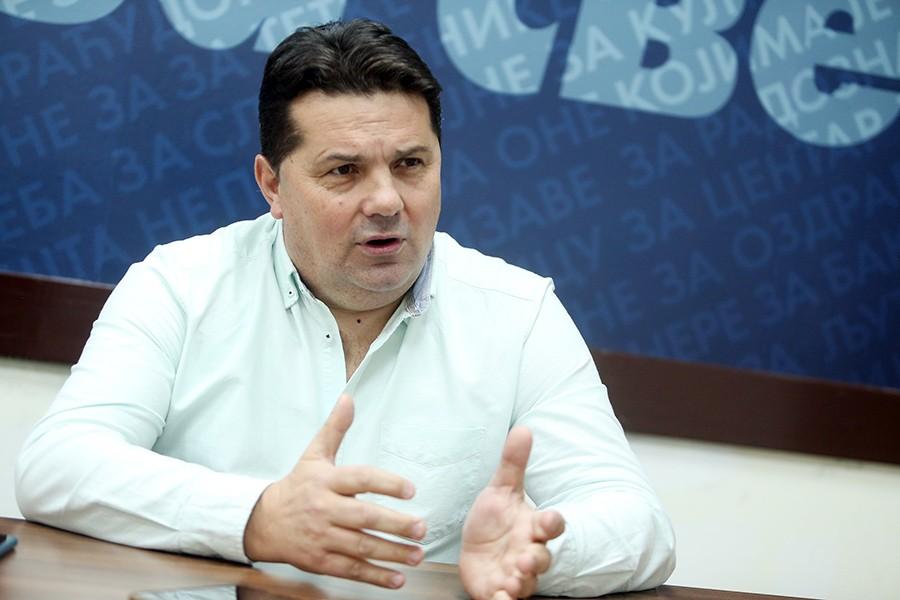 Stevandić za SRPSKAINFO: SDS nije željela da glasa ni za REHABILITACIJU svojih članova