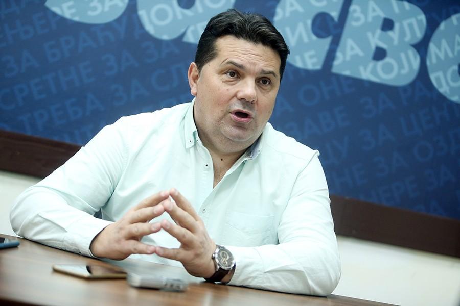 USTAVNE PROMJENE Stevandić: Jedinstvo srpskih poslanika o inicijativi Đonlagića je DOBAR ZNAK