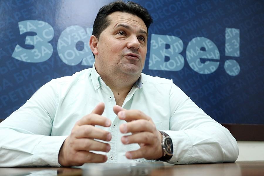 Stevandić otvorio nove prostorije i PORUČIO: Jačanje stranke više nikoga NE IZNENAĐUJE