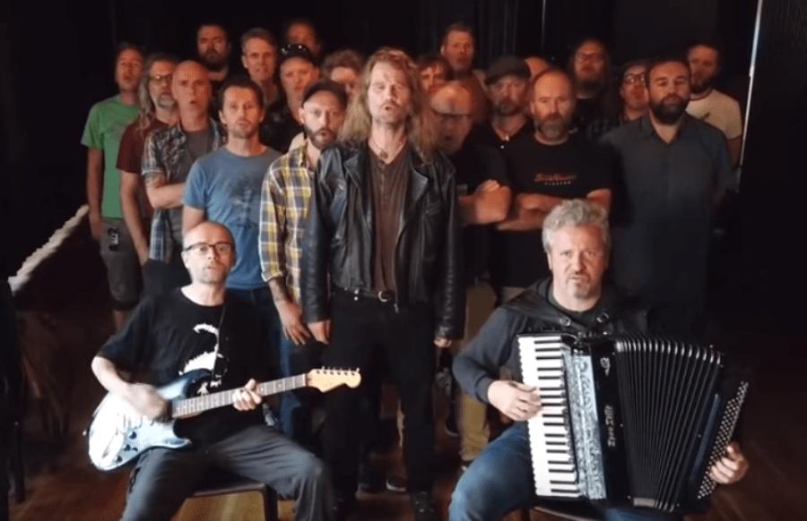 PONOVO OBRADILI DJEČJI HIT Norveški rokeri otpjevali pjesmu Branka Kockice (VIDEO)