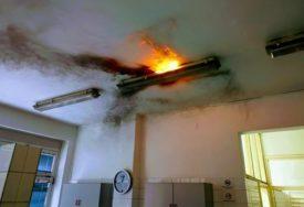 DRAMA U DOMU ZDRAVLJA U SARAJEVU Pacijent s djetetom i medicinska sestra svjedočili požaru