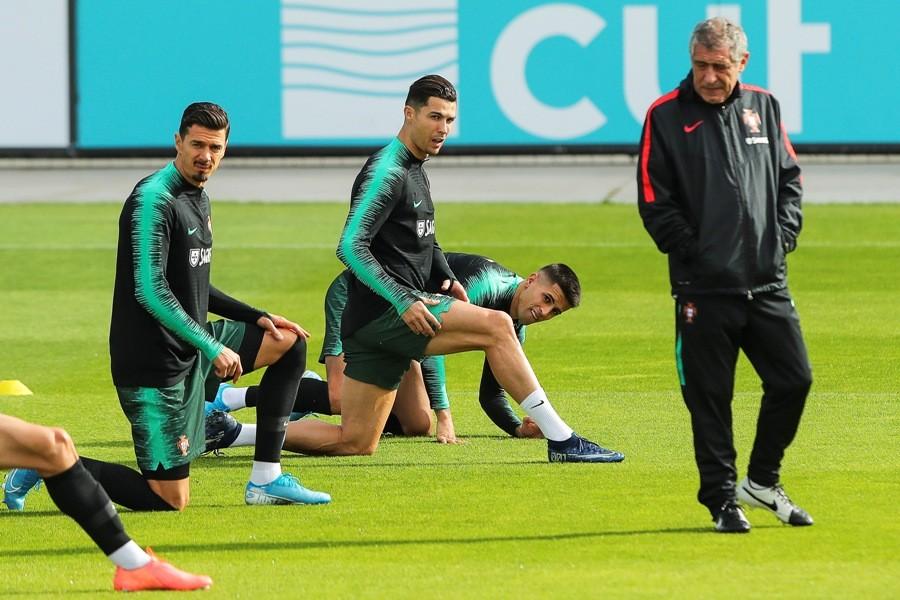 Selektor Portugala Santoš: Ronaldo je ZDRAV, IGRAĆE protiv Litvanije i Luksemburga