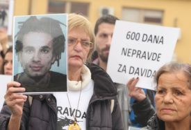 Borba za ISTINU I PRAVDU traje 600 dana: Građani ne odustaju od pitanja KO JE UBIO DAVIDA (FOTO)