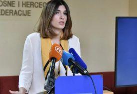 STRAVA U ZAVODU PAZARIĆ Sabina Ćudić objasnila kako je došlo do objave snimaka