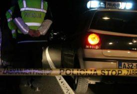 PUCNJAVA KOD LJUBUŠKOG Dvije osobe uhapšene nakon vatrenog okršaja na putu