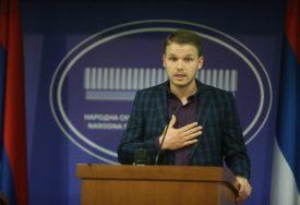 """""""LAŽNO JEDINSTVO"""" Stanivuković objasnio zašto je PDP podržao zaključke NS RS"""