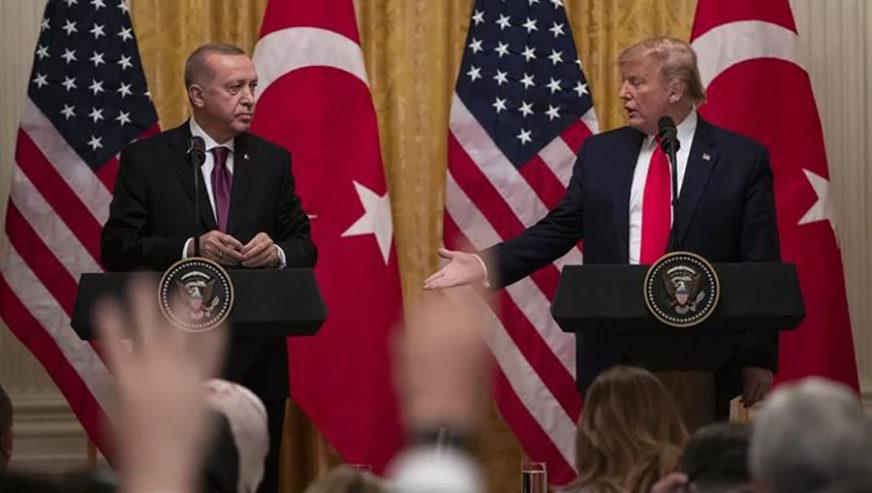 VELIKI IZAZOVI Dok se Tramp i Erdogan tapšu po ramenu i smješkaju, dvije zemlje NIKAD UDALJENIJE