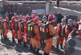NOVA TRAGEDIJA U KINI Urušio se tunel u izgradnji, poginula četiri radnika, osam nestalo