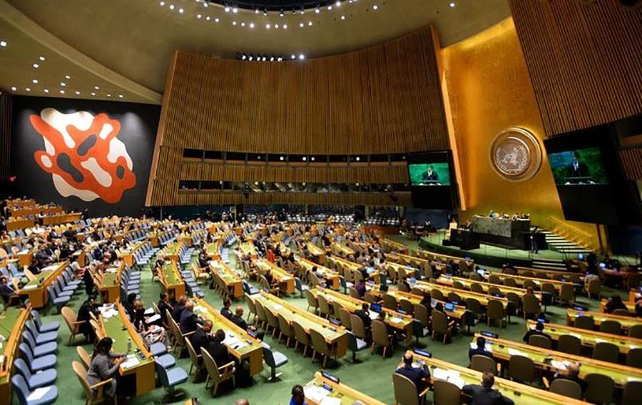 VAŽAN GLAS SVAKE ZEMLJE Skoro polovina članica UN ne priznaje Kosovo