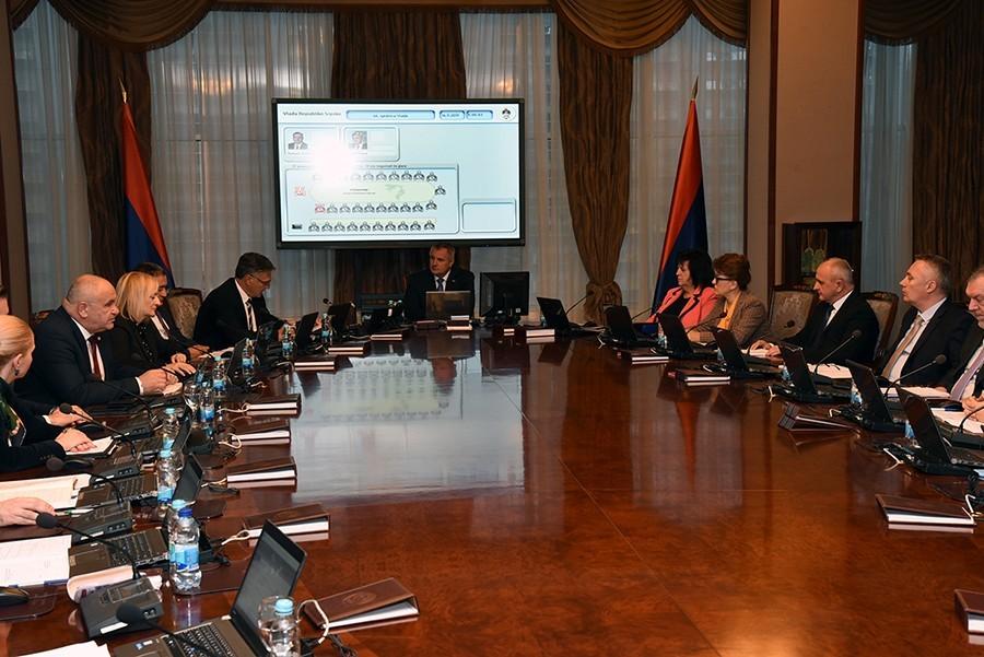Vlada Srpske zatražila da se ANALIZIRAJU I INDENTIFIKUJU NADLEŽNOSTI koje su prenesene na BiH