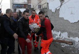 NAJSMRTONOSNIJI OVE GODINE U SVIJETU Zemljotres u Albaniji do sada odnio 44 života