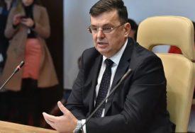 ČEKA SE KONAČNA LISTA Zoran Tegeltija šalje u ponedjeljak na provjeru još sedam imena