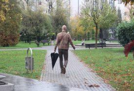 JESEN U SVOJIM BOJAMA Narednih dana promjenljivo vrijeme, mjestimično sa kišom