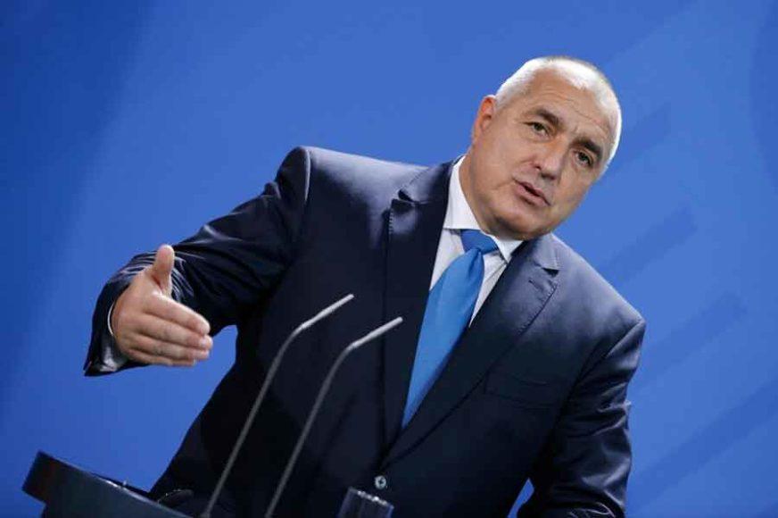 Borisov opet zaprijetio Sjevernoj Makedoniji da ne pominje ulogu Bugarske u Drugom svjetskom ratu