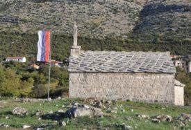 NISU USPJELI DA RAZVALE VRATA Kradljivci pokušali da provale u crkvu u Trebinju