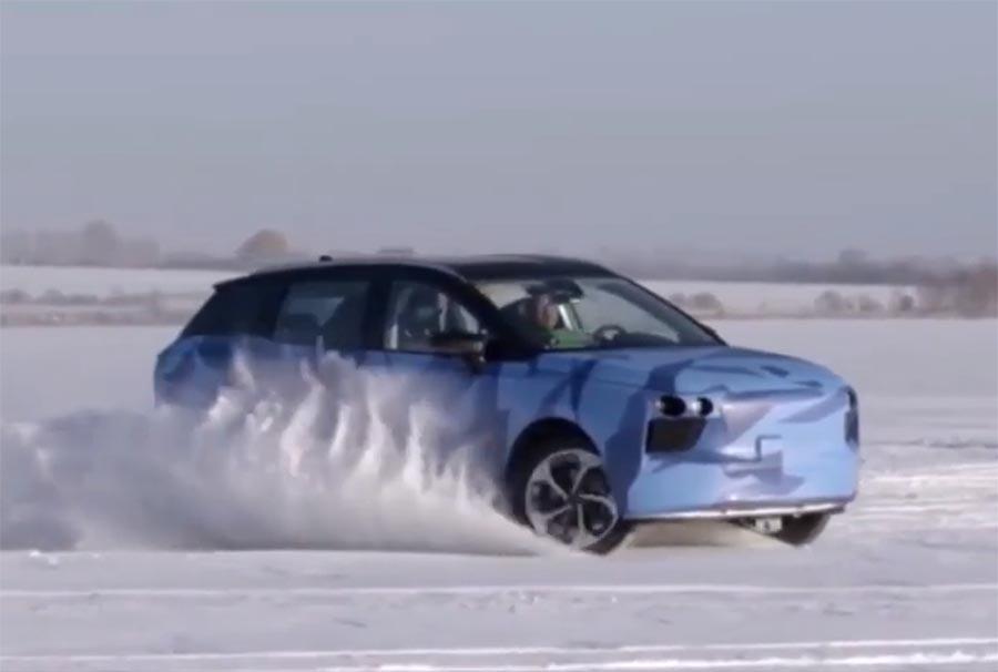 KREĆE POHOD NA EVROPU Uskoro dolazi električni SUV četiri puta jeftiniji od konkurenata (VIDEO)