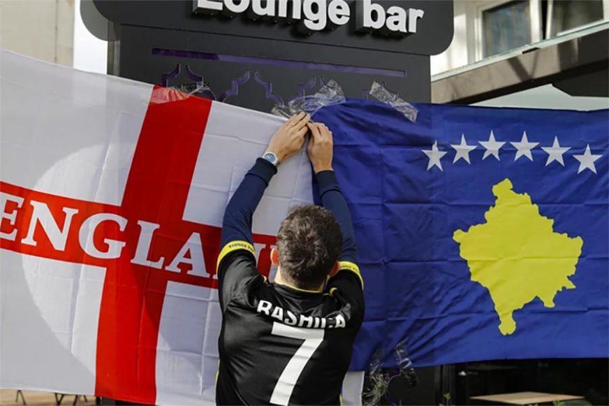 ZAHTJEVA DA REAGUJE UEFA Engleski novinar traži kaznu za svoju reprezentaciju i to ZBOG SRBA