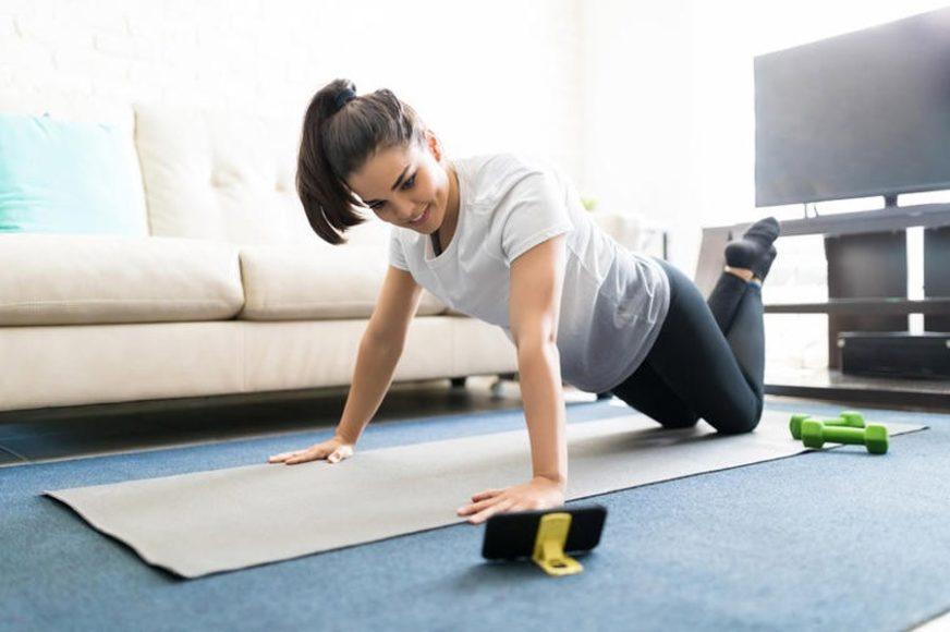 VODITE RAČUNA O SVOM TIJELU Intenzivno vježbanje može produžiti životni vijek žena
