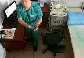 GINEKOLOG IZ PAKLA U ordinaciju postavio skrivenu kameru, snimci pacijentkinja na PORNO STRANICI