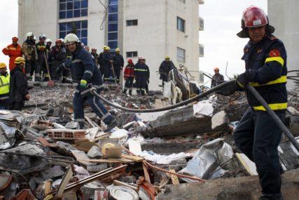Novi zemljotres na području Balkana: Potres se osjetio u većem dijelu Albanije