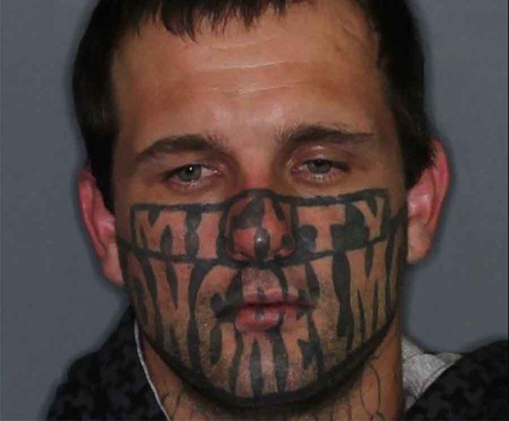 JEDVA DOČEKALI DA POČNU SA ŠALAMA Bjegunac postao PREDMET SPRDNJE na internetu zbog tetovaže