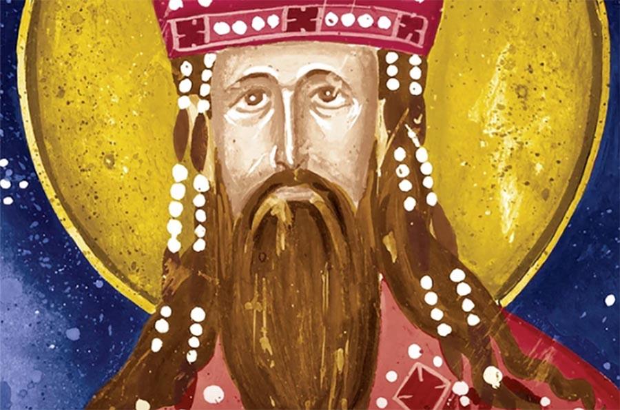 SPC PROSLAVLJA SVETOG KRALJA MILUTINA Ratovao braneći svoju vjeru i svoj narod