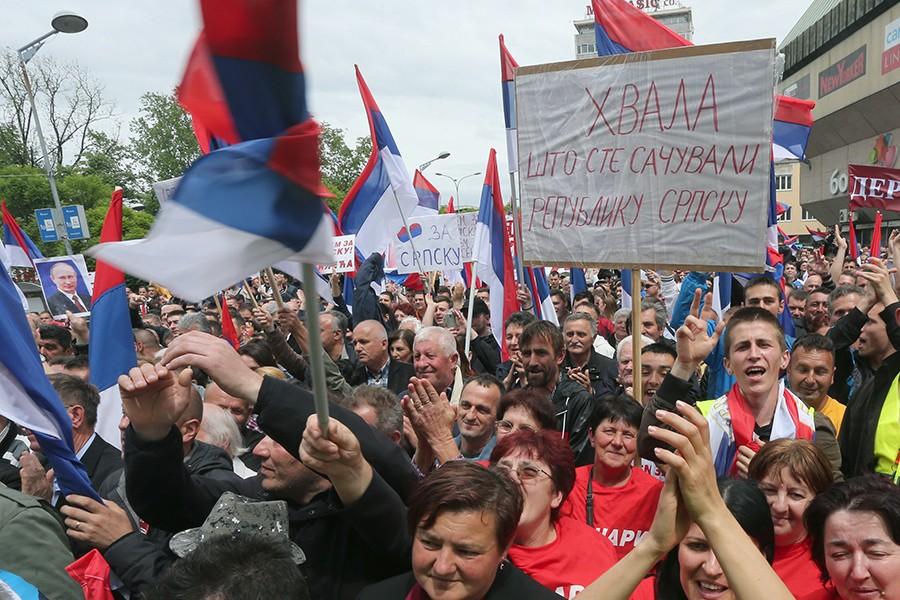 PATRIOTE SAMO KADA TREBA SAČUVATI FOTELJU Afere i propuste pravdaju borbom za interese Srpske