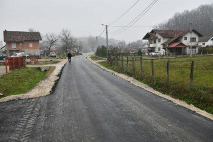 SANIRAN PUT U MOTIKAMA Novi asfalt postavljen na 400 metara
