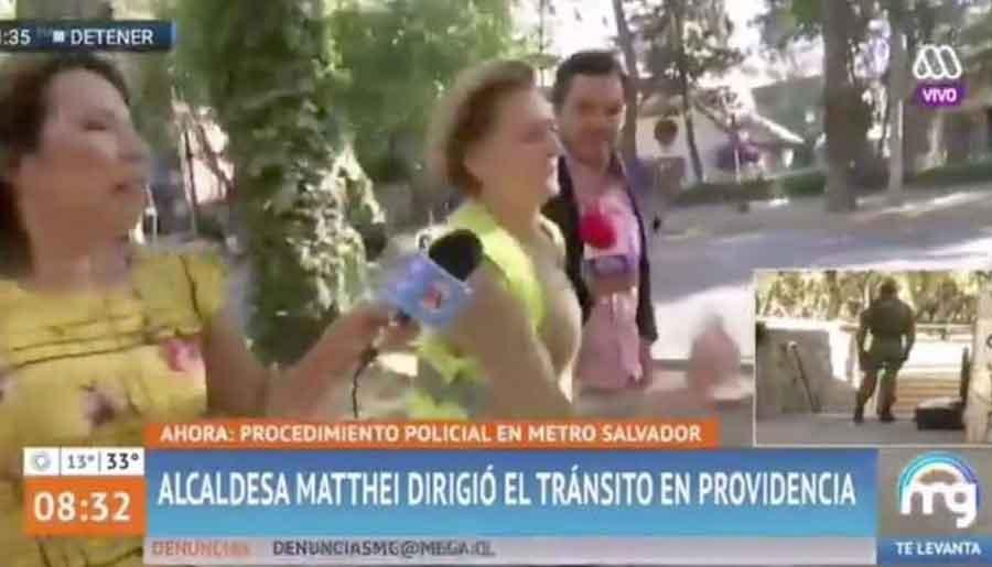 """IGRALI SE """"GANJE"""" Načelnica pobjegla usred intervjua, novinari trčali za njom (VIDEO)"""