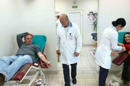 Građani pokazali humanu stranu: Uspješna akcija dobrovoljnog davanja krvi u Liješću