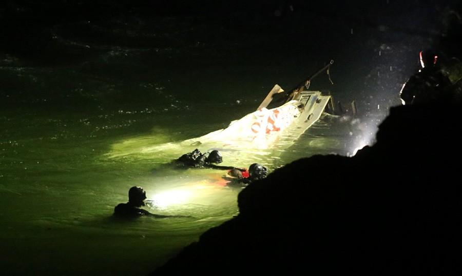 SMRT U KANJONU Snimak s mjesta gdje su poginuli radnici OTKRIVA DRAMU, ali i požrtvovanost spasilaca