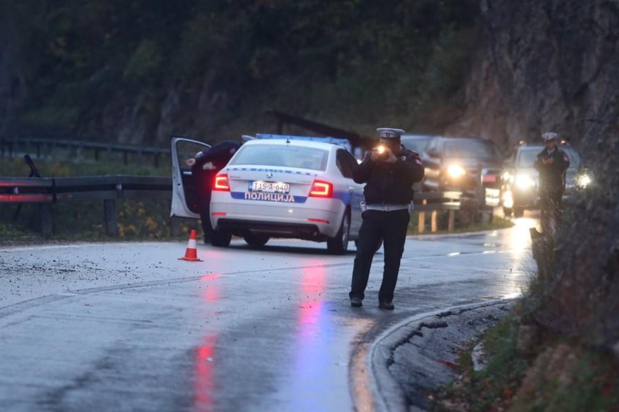 Sumnja se na samoubistvo: U kanjonu Crna Rijeka pronađeno tijelo