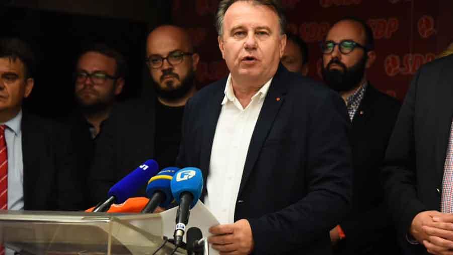 O MINISTARSKOM MJESTU U NOVOJ VLADI HNK Reakcija SDP BiH: Zahtjevi SNSD su strašni i smiješni