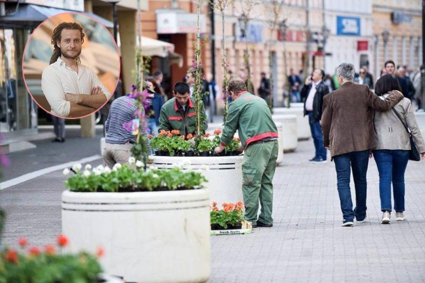 MOJA BANJALUKA Srđan Dimić: Gradu nedostaju crtači grafita