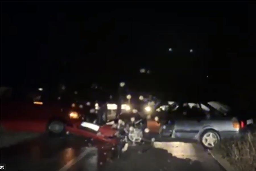 VOZI SE JEDNOM TRAKOM Uspostavljen saobraćaj na putu Banjaluka-Kneževo nakon teške nesreće