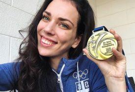 SVAKA ČAST! Tijana Bogdanović postala šampionka Evrope u tekvondou