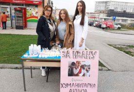 IVANA UJEDINILA LJUDE ŠIROM BiH Srednjoškolci u akciji za pomoć teško bolesnoj djevojčici (3)