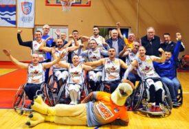 Otkazana Evroliga u košarci u kolicima