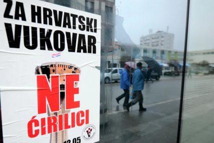 OBUSTAVLJEN POSTUPAK Hrvatski veteran koji je RAZBIJAO ĆIRILIČNE NATPISE navodno bio neuračunljiv