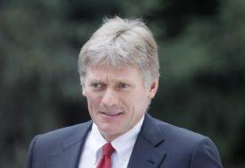 """""""PRIPREME U TOKU"""" Peskov tvrdi da ništa neće BACITI SJENKU na Vučićevu posjetu"""