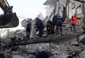 HOĆE LI SE IKADA PRESTATI TRESTI Novi zemljotres pogodio Albaniju, epicentar kod Drača