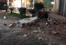 PONOVO SE TRESLA ALBANIJA Drugi po jačini zemljotres koji je danas pogodio ovu državu
