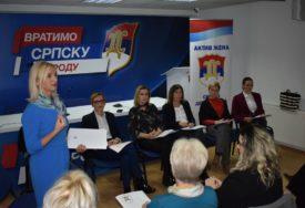Markovićeva: Važno je govoriti o različitim oblicima nasilja nad ženama