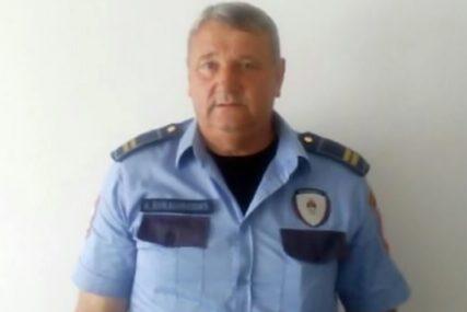 ZNAJU GA PO HEROJSTVU Izbodeni policajac prije 2 godine SPASAO DJEVOJKU od sigurne smrti