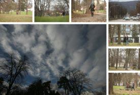 ZBOGOM, JESENI Kako je protekao posljednji dan uoči dolaska zime (FOTO)